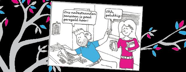 Nabestaandenpensioen en nabestaandenverzekering